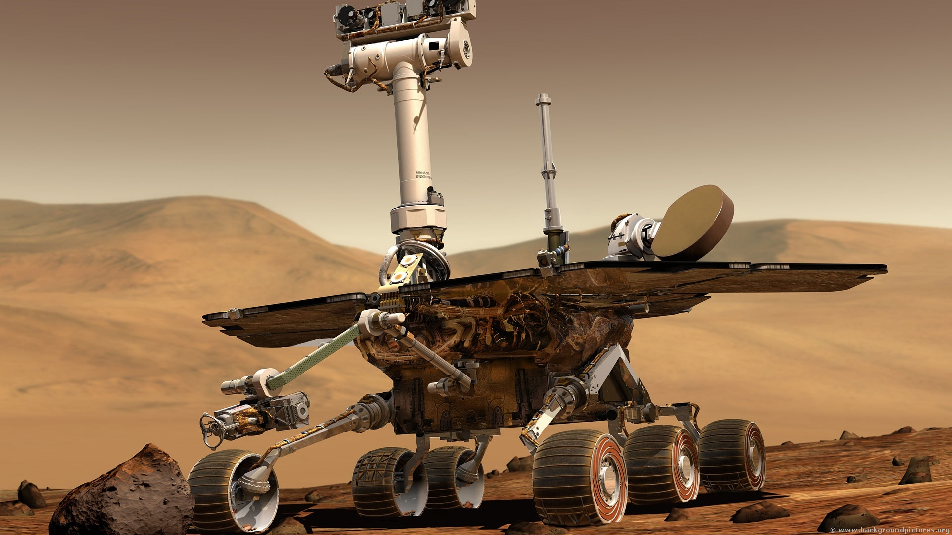 what came to mars missions - photo #7